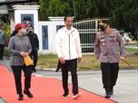 Jokowi Sidak ke Merauke, Puan-Menteri Basuki-Bahlil Ikut
