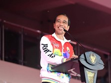 Bareng Puan, Ini Rangkaian Kegiatan Jokowi di Papua Barat