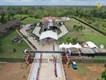Jokowi 'Sulap' Pos Perbatasan RI Kinclong, Nggak Bikin Malu!