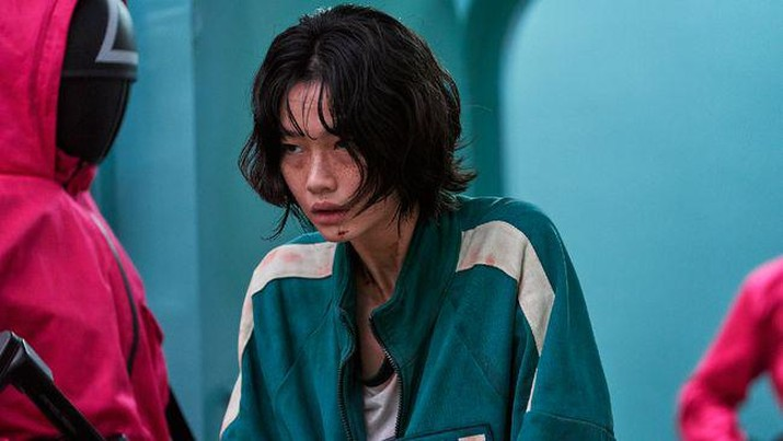 Jung Ho Yeon (Netflix)