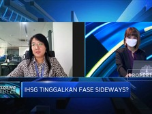 Saham Bank & Tambang Melesat, IHSG Pertahankan Level 6.300-an