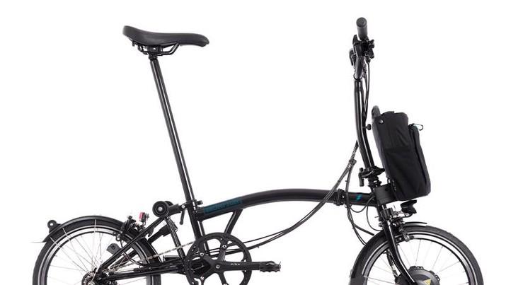 E-Bike M2L Black - 2 speed (brompton.com)