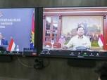 Menhan Malaysia Berbincang dengan Menhan Prabowo, Bahas Apa?