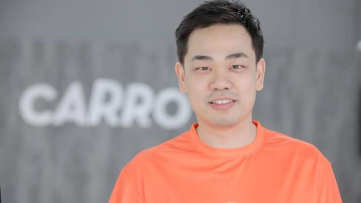 Aaron Tan (Carro via CNBC.com)