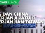 AS dan China Berjanji Patuhi Perjanjian Taiwan