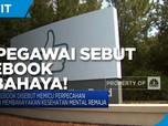 Eks Pegawai Sebut Facebook Berbahaya