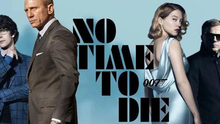 No Time to Die (Dok Ist)