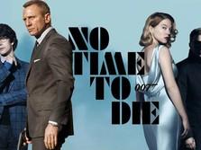 'No Time to Die' James Bond Pecahkan Rekor Box Office Rp1,6 T