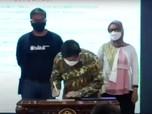 DJKI, Polri & Bea Cukai MoU Lindungi Hak Kekayaan Intelektual