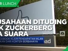 Perusahaan Dituding Banyak Pihak, Mark Zuckerberg Buka Suara