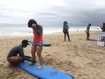 Potret Kuta Bali Bersiap Sambut Turis Asing 14 Oktober