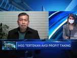 Aksi Profit Taking, IHSG Ditutup Terkoreksi 0,014%