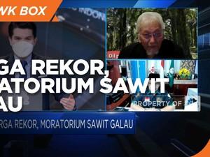 Gapki:Negara Lain Tak Boleh Pengaruhi Aturan Moratorium Sawit