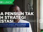 Hadapi Tapering Off, Dana Pensiun Tak Ubah Strategi Investasi