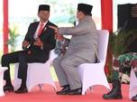 Prabowo Akui Kehebatan Jokowi, Banyak Ambil Keputusan Cepat!