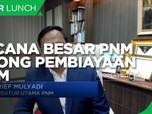 Arief Mulyadi & Rencana Besar PNM Lewat Holding Ultra Mikro