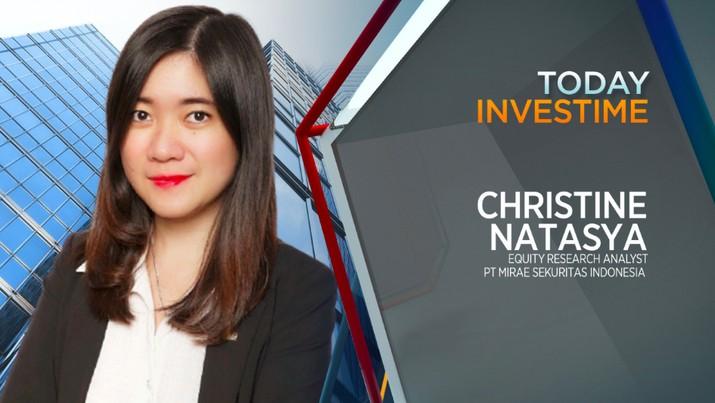 Christine Natasya, Equity Research Analyst PT Mirae Asset Sekuritas Indonesia
