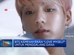 Daebak! BTS Galang Donasi Rp 51 M untuk UNICEF Korea