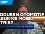 Demand, Pertimbangan Produsen Otomotif Masuk ke Mobil Listrik