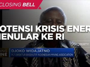 Pandangan IMA Soal Potensi Krisis Energi Menular Ke Indonesia