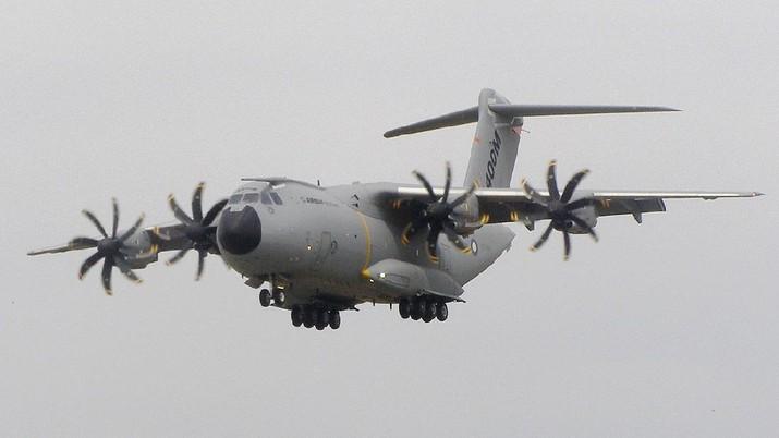 pesawat angkut A400M