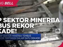 Batu Bara Meroket, PNBP Sektor Minerba Tembus Rekor 1 Dekade!