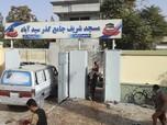 AS & Inggris Warning Warga di Kabul, Ada Bom Bakal Meledak?