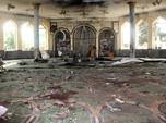 Serangan Mengerikan di Afghanistan: Masjid di Bom, 100 Tewas
