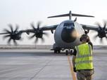 Penampakan Pesawat Angkut A400M yang Mau Diborong Prabowo