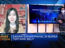 Tertarik Beli Saham-saham Mahal di Bursa? Perhatikan Hal Ini