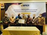 Dorong Digitalisasi Haji, Bank Aladin Teken MoU dengan BPKH