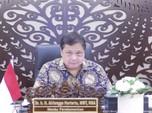 Airlangga: Covid-19 Recovery Index Indonesia Terbaik di ASEAN