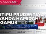 Merasa Ditipu Prudential, Wanda Hamidah Ngamuk