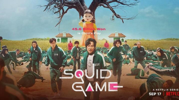 Squid Game (Dok. netflix)