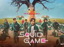 Wow, Squid Game Tembus Rekor Seri Terbesar di Netflix!