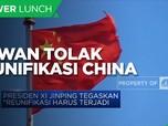 Taiwan Tolak Reunifikasi China