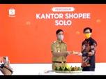Buka Kantor di Solo, Shopee Ciptakan 2.000 Pekerjaan Baru