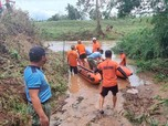 Badai Kompasu Landa Filipina, 9 Orang Tewas & 11 Orang Hilang