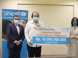 Ssst.. Crazy Rich RI Bantu Anak Afghanistan Lewat UNICEF