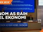 3 Ekonom AS Raih Nobel Ekonomi Berhadiah Rp 16,3 M