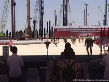Proyek Smelter Freeport Bakal Serap 40 Ribu Tenaga Kerja