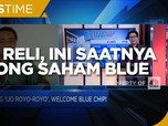 IHSG Reli, Ini Saatnya Borong Saham Blue Chip?