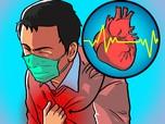 Waspada Masalah Jantung Pasca Pulih dari Covid-19
