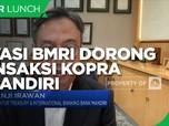Jurus BMRI Perluas Layanan Transaksi Kopra by Mandiri