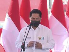 Erick Rombak Direksi Sub-Holding Pelindo, IPCC-IPCM Kena Gak?