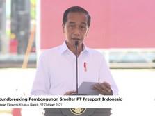Jokowi Perintahkan Swasta & BUMN Lakukan Hilirisasi Tambang