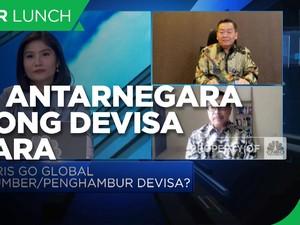 Asosiasi Optimistis QRIS Antarnegara Dorong Devisa Negara