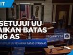 DPR Setujui UU Kenaikan Batas Utang AS