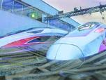Melihat Lagi Dampak Ekonomi Proyek Kereta Cepat Jkt - Bdg