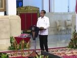 Statement Keras Jokowi: RI Kaya Tambang Tapi Cuma Tukang Gali